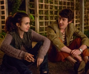 netflix, love, and lilycollins image