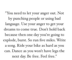 quotes, anger, and free image