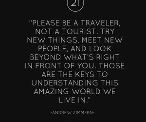 quote, travel, and world image