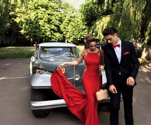 boy, dress, and Prom image