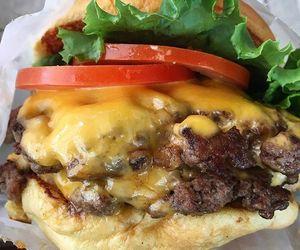 burger and food image