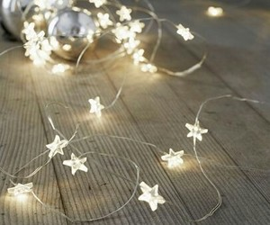 stars, light, and aesthetic image
