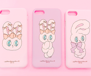 pink, phone case, and ester loves you image