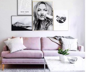 decor, living room, and decoration image