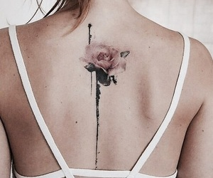 tattoo, tumblr, and indague image
