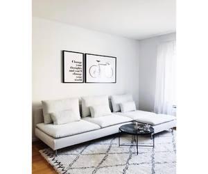 apartment, decor, and decoration image