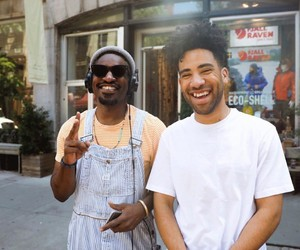 andre 3000, cute, and boys image