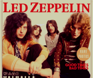 jimmy page, led zeppelin, and john paul jones image