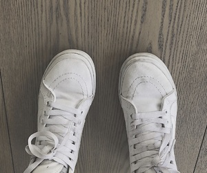 grey, high tops, and shoes image