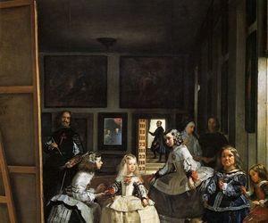 Las Meninas, art, and velazquez image