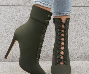 shoes and militar image