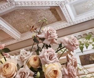 aesthetic, indie, and roses image