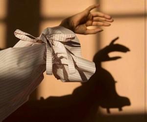 shadow, fashion, and girl image