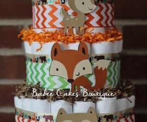 baby, fox, and newborn image