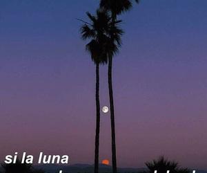 Enamore, luna, and me enamore de ti image