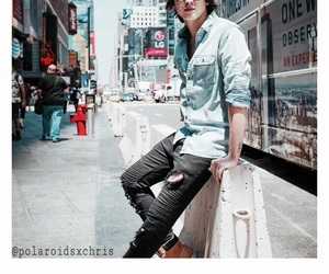 guy, new york, and cnco image