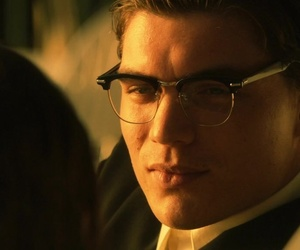 glasses, handsome, and suits image