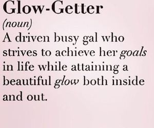 glow, quote, and soul image