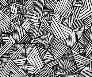 art, creativity, and geometric image