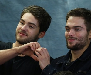 cody christian, teen wolf, and dylan sprayberry image
