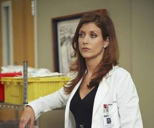 addison montgomery, grey's anatomy, and kate walsh image
