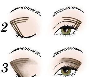 how to, makeup, and smokey eye image