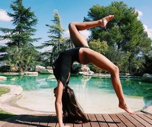 elastic, europe, and gimnastics image