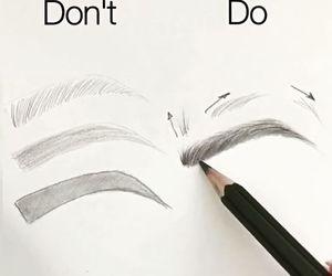 art, eyes, and tutorial image