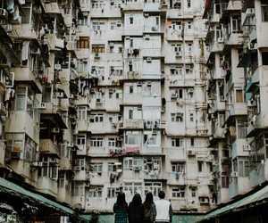 hong kong, photography, and urban image