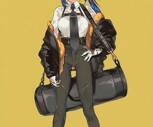 anime girl, kanan matsuura, and beautiful image