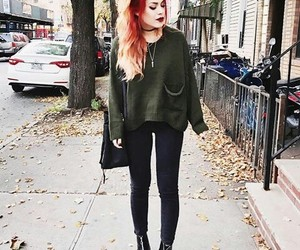 fashion, girl, and luanna perez image