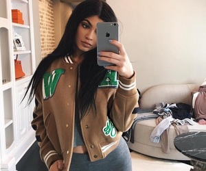 beauty, lips, and kyliejenner image