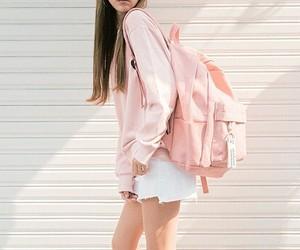 kfashion, pink, and fashion image