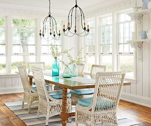 decor, dining room, and home decor image