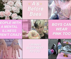 indie, moodboard, and pale image