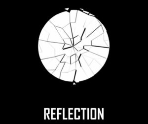 bts, reflection, and rap monster image