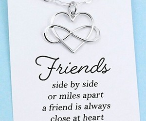 bff, gifts, and friendship goals image