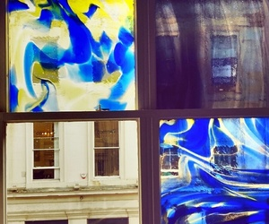 glasgow, painted glass, and goma image
