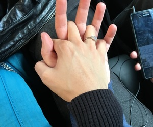 couples, holdinghands, and promises image