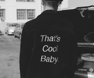 boy, jacket, and quotes image