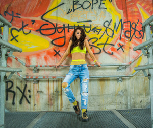 high fashion, street fashion, and summer style image
