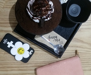 food, ice cream, and korea image