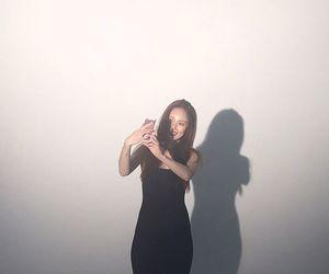 beautiful, girl, and kimhyuna image