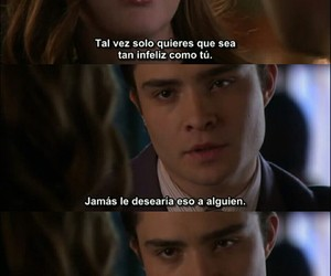amor, blair waldorf, and chuck bass image