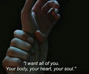 love, quotes, and soul image