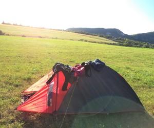 camp, trip, and natural image