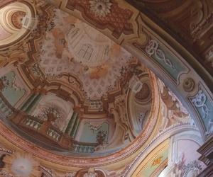 architecture, art, and barocco image
