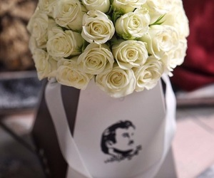 arab, flowers, and roses image