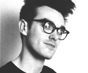 boy, morrissey, and the smiths image
