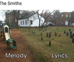 Lyrics, songs, and the smiths image